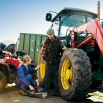 Things to check in tractors